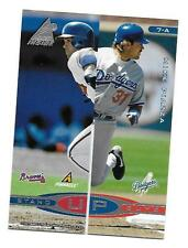 1998 PINNACLE INSIDE Stand-Up Guys MIKE PIAZZA / IVAN RODRIGUEZ / JAVY LOPEZ