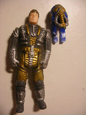 kenner 1985 M.A.S.K. figure ACE RIKER MASK perso METEOR avec masque