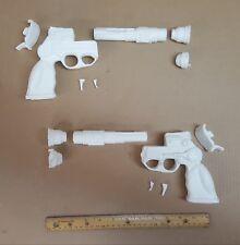 Star Wars Aurra Sing Blasters pistols Costume Prop Replica