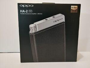 OPPO HA-2SE Audiophile Headphone Portable Amplifier & DAC USB FAST SHIP