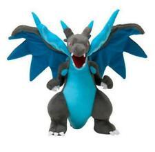 "New 9.5"" Pokemon Charizard Mega X Kids Toy Soft Plush Stuffed Doll Toy Gift"