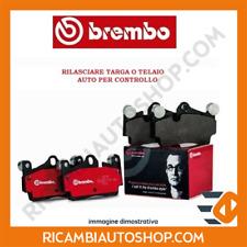 KIT PASTIGLIE FRENO ANTERIORE BREMBO ALFA ROMEO 166 (936) 2.4 JTD KW:129 2003>20