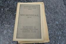 mémorial des rabbins France et Algérie tués nazis shoah génocide juifs ww2