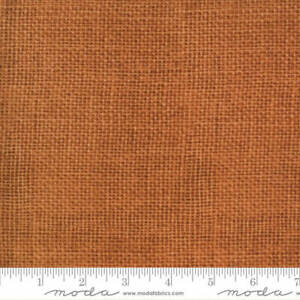 Moda HOME ON THE RANGE Chestnut 19948 25 Quilt Fabric By The Yard - Deb Strain