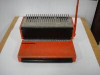 Ibico Comb Binding Machine