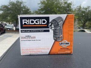 RIDGID 12-18 VOLT JOBMAX jobplus RIGHT ANGLE DRILL DRIVER HEAD R8223402
