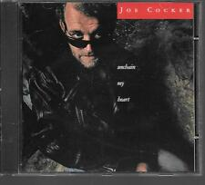 CD ALBUM 10 TITRES--JOE COCKER--UNCHAIN MY HEART--1987