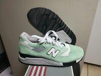 NIB New Balance J.Crew 998 Mustard X Ketchup X Relish sneakers sz ... 4308de43db