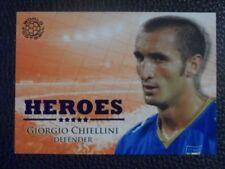 Italy Futera Soccer Trading Cards