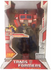 Transformers 20th Anniversary Optimus Prime Action Figure NEW w Wear to Box 2006