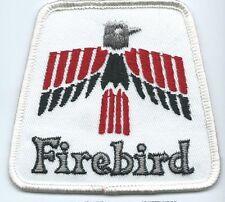 Firebird Patch 3 X 2-1/4 X 3-1/4 #1084