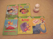 Leapfrog Tag Junior Reader (Purple) and 5 Board Books