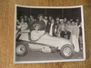 VINTAGE 1946 OREGON MIDGET AUTO RACING PROGRAMS & PHOTOS LOT