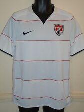 USA Home Shirt 2008-2009 medium men's #1233