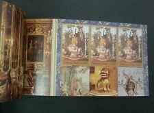 United Nation World Heritage Schönbrunn Palace 1998 Art Artifact (booklet) MNH