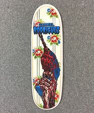 101 SKATEBOARDS Gabriel Rodriguez board Sticker 5.75in si