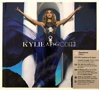 Kylie Minogue CD+DVD Aphrodite - Experience Edition, Digibook - Europe (M/M)