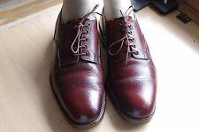 Lotus 1950's Veldtschoen Zug Grain Brown shoes  UK9 EU43 US10