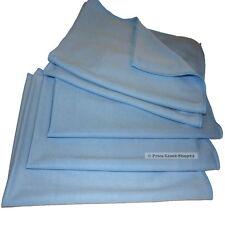 5 Microfaser Fenster Tuch Mikrofaser Tücher Poliertücher Glastücher 50cm x 70 cm