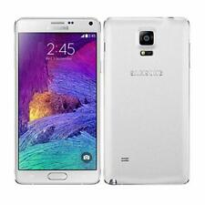 SMARTPHONE SAMSUNG GALAXY NOTE 4 SM N910C 32 GB OCTA CORE WIFI BIANCO NO NOTE 8