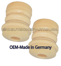 Rear Strut Bump Stop For BMW E38 E39 L+R 33 53 1 091 031 Made in Germany Set 2