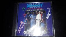 BASS ODYSSEY MUSIC MACHINE Bad & Indecent Reggae/Dancehall Sound CD NEU+foliert!