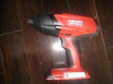 """New listing Hilti Cordless Impact 1/2"""" Wrench"""