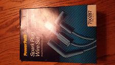 PowerPath 700287 Spark Plug Wire Set - 8mm 6cyl