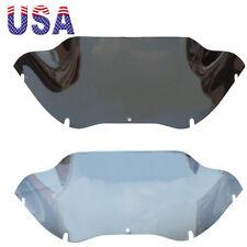 "US 9"" Wave Windshield Windscreen For Harley Road Glide FLTR FLTRX FLTRI 98-13"