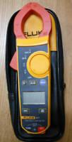 New FLUKE clamp Meter 317 true-rms 37mm AC DC 6000 0.01