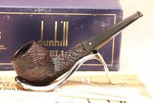 DUNHILL SHELL BRIAR 47F/T Made in England2(3S), Buldog, 3 mm Filter, Neuwertig