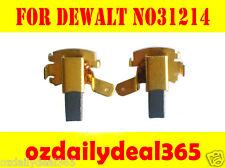 Carbon Brushes For Dewalt hammer drill N031214SV 20V DCD980L2-B2 DCD985L2-AR OZ