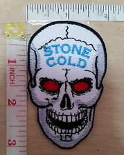 WWE Stone Cold Steve Austin 3:16 Logo embroidered Iron on Patch Premium quality