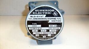 Superior Synchronous Stepping Motor SS221