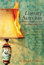 LITERARY ACTIVISTS by BRIGID ROONEY -Brand New
