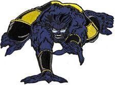 Marvel Comics X-Men Classic Crouching Beast Patch, NEW UNUSED