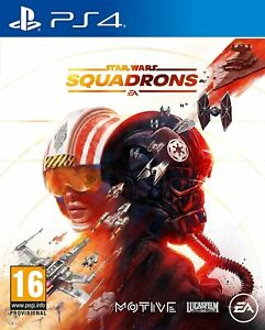 Star Wars: Squadrons PS4 Brand New & Sealed
