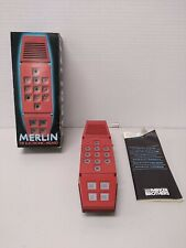 1981 Parker Brothers - Merlin The Electronic Wizard Complete Works!
