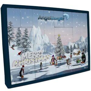 Angel Berger Adventskalender Weihnachtskalender Angelkalender Kalender