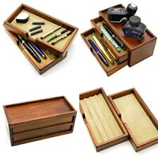 Toyooka craft Fountain pen box KINGDOM note bespoke for 8 pens F/S from JAPAN