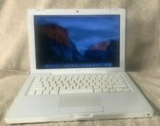 """Apple A1181 MacBook 13.3"""" Laptop with Intel Core 2 Duo 2.0GHz 2GB RAM 120GB HDD"""