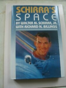 Space with Walter M. Schirra's Autograph