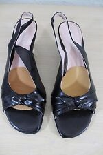 Franco Sarto Heels Pumps Made in Brazil Shoes Size 6 1/2 M 6.5M