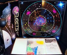 Fleets Fantasy Galactic Space Battle Star War 2002 Board Game Stargate 1