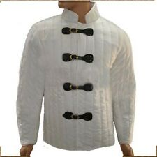 Gambeson Medieval Padded Armour Coat Sca Fighting Arming Jacket Halloween