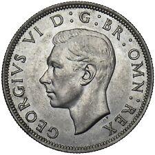 More details for 1945 halfcrown - george vi british silver coin - superb