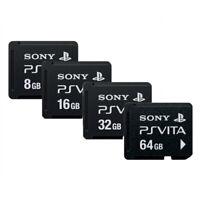 Sony Original Memory Card 4GB - 64GB For Playstation PS Vita