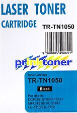 TR-TN1050 TONER COMPATIBLE WITH BROTHER DCP1518, MFC1813, 1818, HL1110,1112,1118