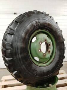 9.00R16 Michelin XL on Wheel LSVW WESTERN STAR (IVECO)
