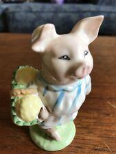 Beswick Beatrix Potter Little Pig Robinson Figurine BP3a